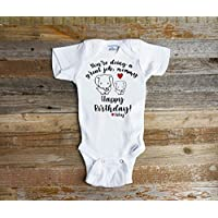 You're doing a great job mommy Happy first Mother's Day best mom onesie personalized elephant shirt