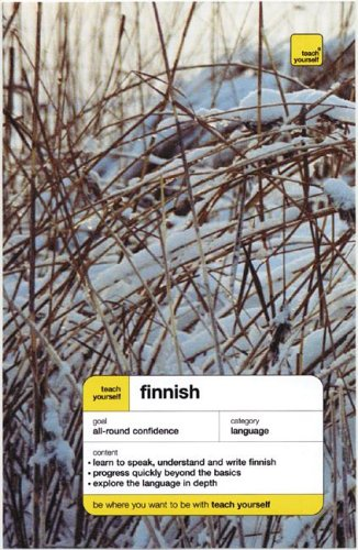 Teach Yourself Finnish Complete Course (Book Only) (TY: Complete Courses)