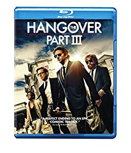 Cover Image for 'The Hangover Part III (Blu-ray+DVD+UltraViolet Combo Pack)'