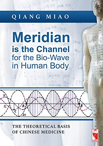 Meridian Is The Channel For The Bio Wave In Human Body  German Edition