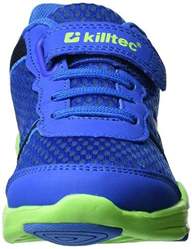 Killtec Keke Jr, Zapatillas Deportivas para Interior Unisex Niños Azul (Blau)