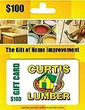 Curtis Lumber $100 Gift Card