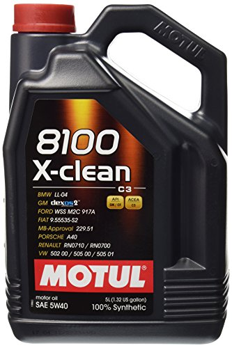motul-2051-8100-x-clean-5w-40-synthetic-engine-oil-5-liter