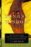 Songs of Wisdom, Jay David, 0688164978