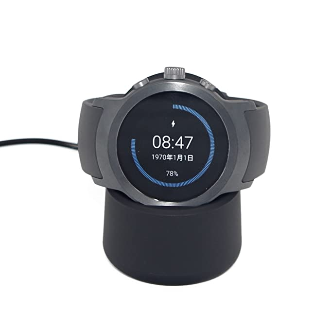 LG Watch Sport - Cargador de Repuesto para LG W280 Smartwatch USB ...