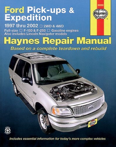Ford Pickups & Expeditions 1997-2002 (Haynes Manuals)