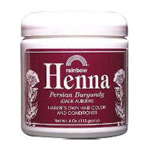 Rainbow Research Persian Burgundy Henna, 4 Ounce - 6 per case. by Rainbow Research