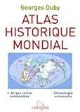 Image de Atlas historique mondial (French Edition)