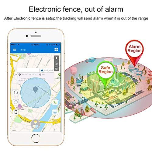 TOOGOO OBD II GPS Tracker Real Time Car Truck Tracking Device Spy System  Locator Alarm