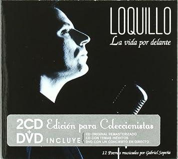 La Vida Por Delante - Ed. Collecionista: Loquillo Y Los Trogloditas: Amazon.es: Música