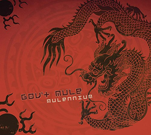 CD : Gov't Mule - Mulennium (CD)