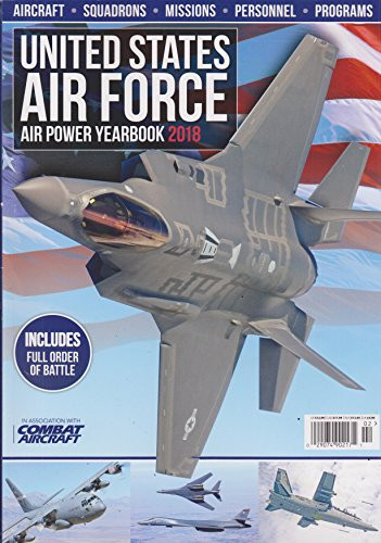 United States Air Force Magazine 2018 Air Power YearBook ()