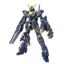 Bandai RX-0 Gundam Unicorn Unit 02 Banshee 1/100 Master Grade (japan import)