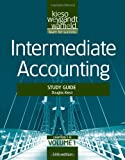 Intermediate Accounting, , Study Guide (Volume 1)