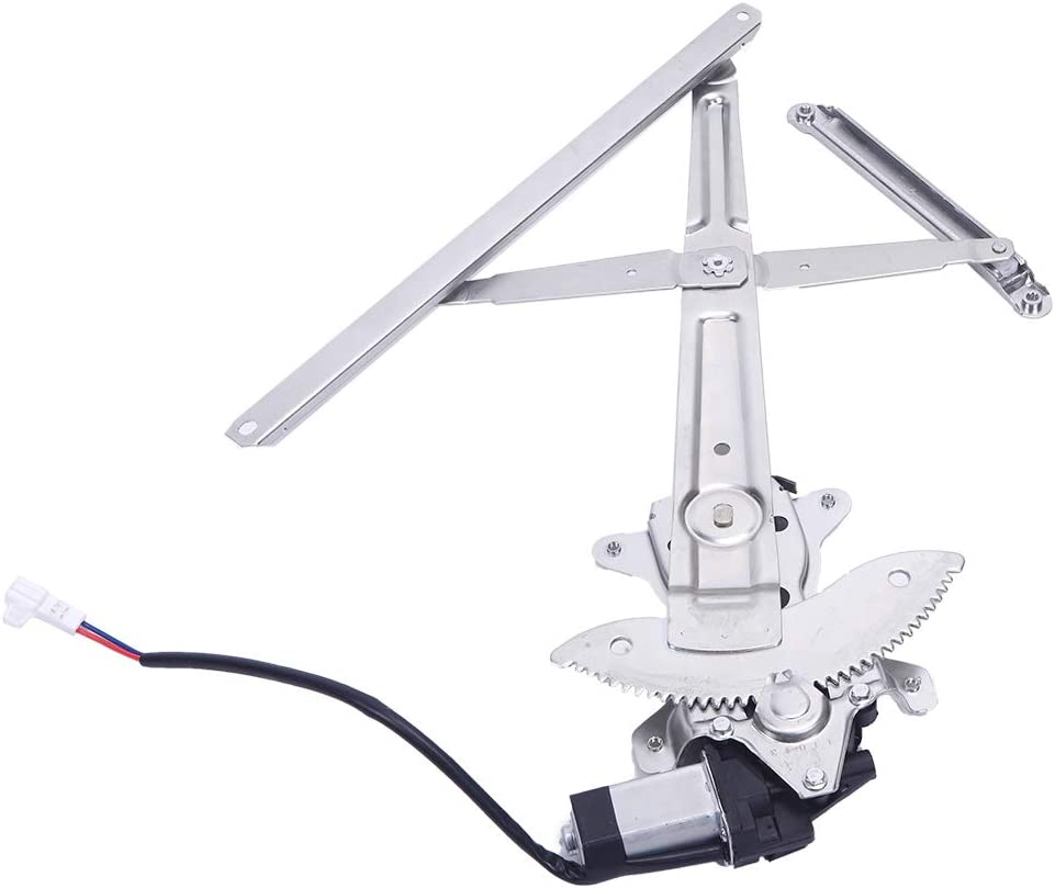 MILLION PARTS Front Left Driver Side Power Window Lift Regulator with Motor Assembly Replacement Fit for 2000 2001 2002 2003 2004 2005 2006 Toyota Tundra