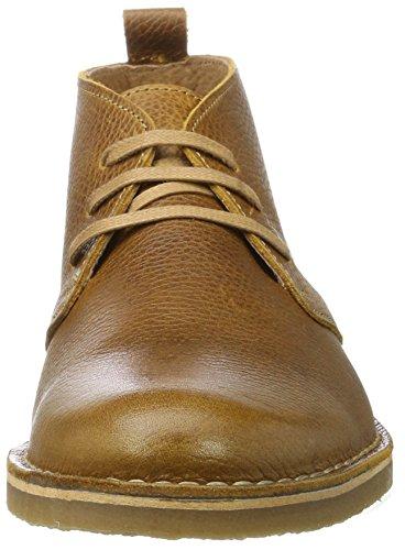 Selected Herren Shhroyce Chukka Texas Boot Braun (Cognac)