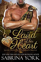 Laird Of Her Heart (Dundragon Time Travel Trilogy Book 1)