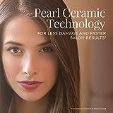 """Remington S9500 Pro 1"""" Pearl Ceramic Flat"""