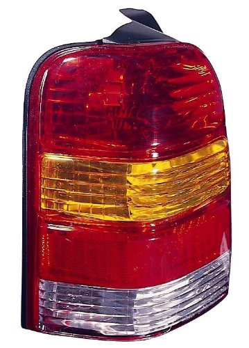 Depo 330-1907L-US Ford Escape Driver Side Replacement Taillight Unit ()