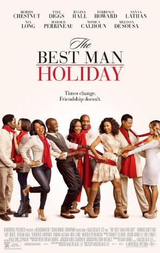 BEST MAN HOLIDAY Original Movie Poster 27x40 - DS - FINAL - TAYE DIGGS - NIA LONG