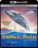 IMAX: Humpback Whales (4K UHD / 3-D Bluray/ Digital Copy) [Blu-ray]