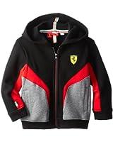 PUMA Little Boys' Ferrari Sweat Jacket Toddler