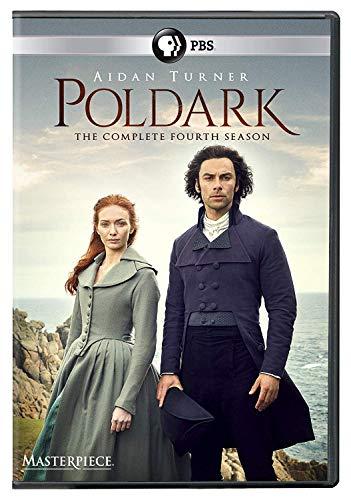 Price comparison product image Masterpiece: Poldark,  Season 4 DVD