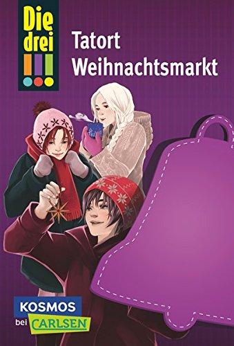 Tatort Weihnachtsmarkt (Die drei !!!)
