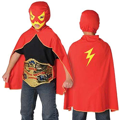 Constructive Playthings Kids Wrestling Costume