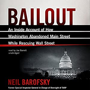 Bailout Audiobook