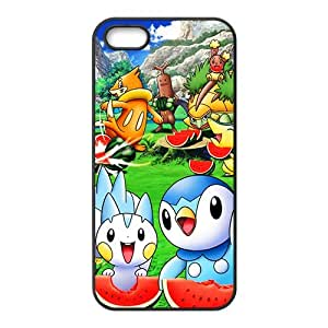 Watermelon Pokemon Cell Phone Case for iPhone 5S