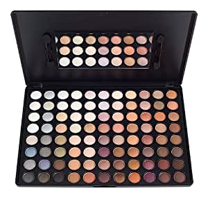 Coastal Scents 88 Color Warm Eye Shadow Palette (PL-014)