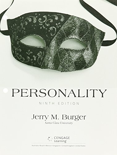 Bundle: Personality, Loose-Leaf Version, 9th + LMS Integrated MindTap Psychology, 1 term (6 months) Printed Access Card