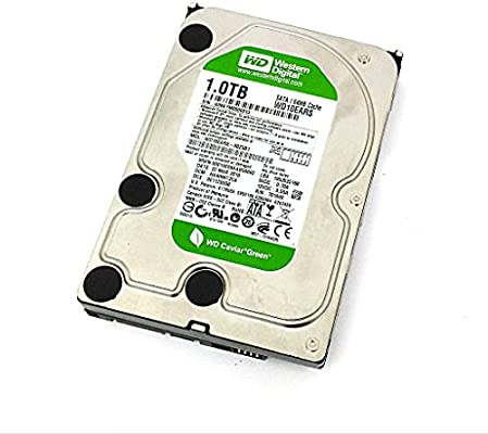 Western Digital WD10EARS - Disco Duro Interno de 1 TB (3.5