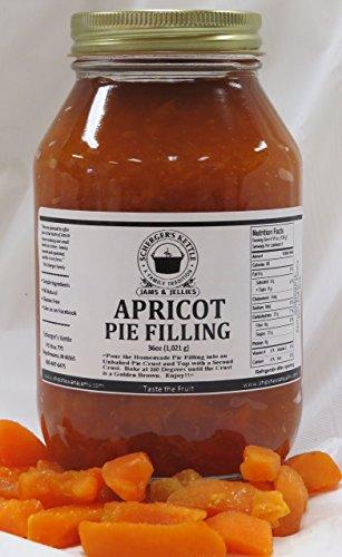 Apricot Pie Filling, 36 oz