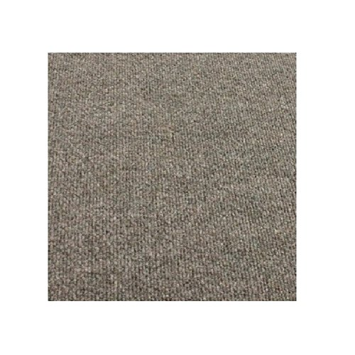 12'x12' Square - Stone Pebble - Economy Indoor/Outdoor Carpet Patio & Pool Area Rugs |Light Weight Indoor/Outdoor Rug - Easy Maintenance - Just Hose Off & Dry! - 10 Colors to Choose from