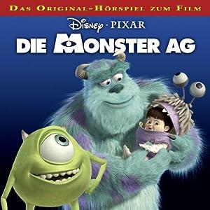 Die Monster AG Hörspiel