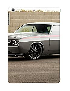 Trolleyscribe Protection Case For Ipad Air / Case Cover For Christmas Day Gift(1970 Dodge Challenger Hot Rod Muscle Cars )