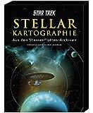 Star Trek - Stellar-Kartographie: Aus den Sternenflotten-Archiven