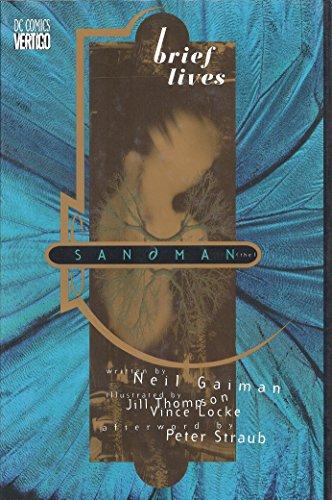 THE SANDMAN: BRIEF LIVES.