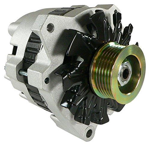 DB Electrical ADR0158 New Alternator For Chevy Astro Gmc Safari 4.3L 4.3 90 91 92 93 1990 1991 1992 1993, Savana G Van 5.0L 5.0 92 93 94 95 96 1992 1993 1994 1995 1996 321-1009 321-1033 1-1628-11DR