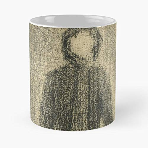 Georges Pierre Seurat Post Impressionist French Artist 11 Oz Coffee Mugs Best Gift For Father Day
