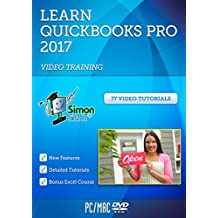 Master QuickBooks Pro 2017 Training Course