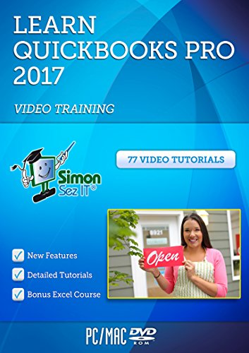 : Master QuickBooks Pro 2017 Training Course
