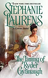 The Taming of Ryder Cavanaugh (Cynster Sisters Duo Book 2)