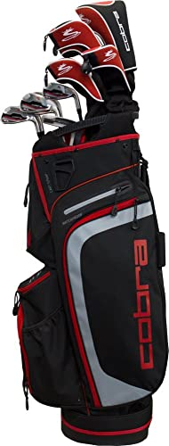 2018 Cobra Golf Men's XL Complete Set