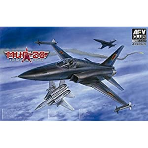 Italeri 1-32 F-104 A/C Starfighter Review 5