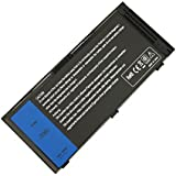 LQM® 11.1V 97Wh 9-cell New Laptop Battery for Dell Precision M4600 M4800 M6600 M6800 FV993 FJJ4W PG6RC 7DWMT JHYP2 K4RDX