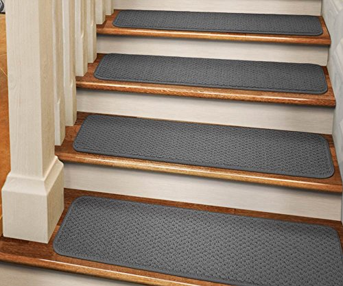 Set Tape Down Carpet Stair Treads product image
