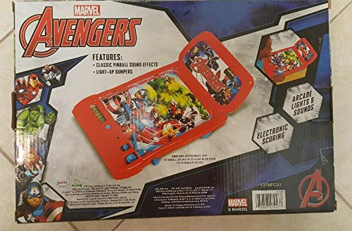 Marvel Avengers Tabletop Pinball by Marvel (Image #1)